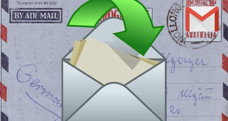 Gmail automatikus válasz az email-re