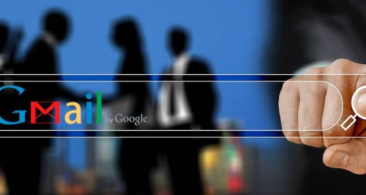 Gmail fiók keresés