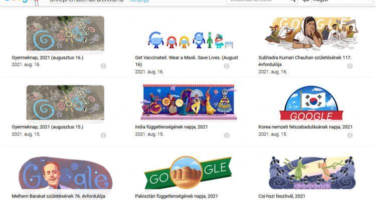 Google jó napom van