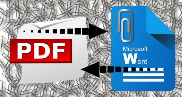 Szerkeszd Word-ben a pdf dokumentumot, azaz pdf to docx