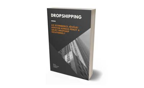 ebook, ebook írás, dropshipping ebook