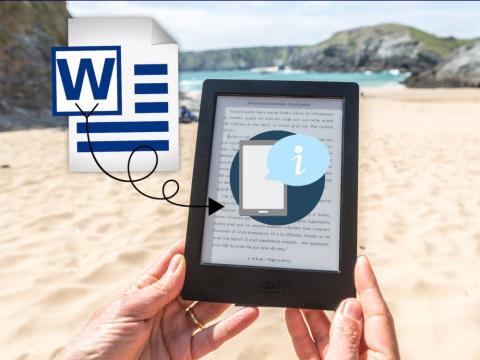 Word dokuból e-book
