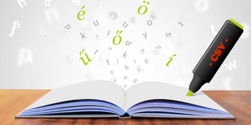 CSV megnyitása Excel-ben, olvashatóan és használható módon