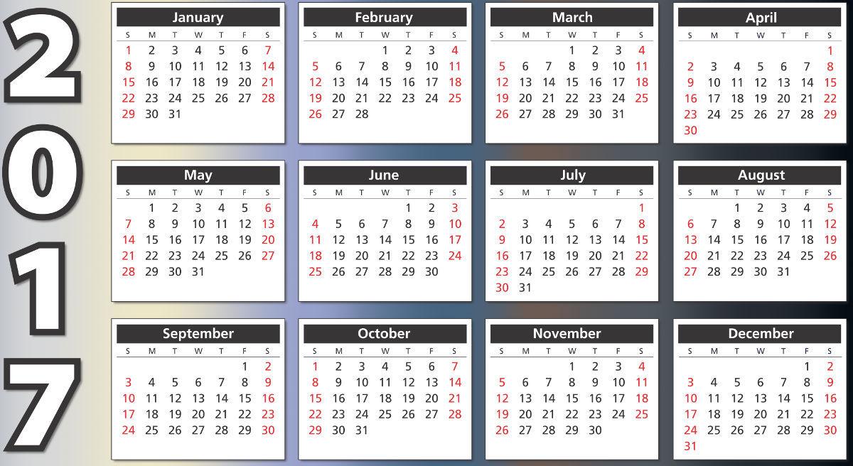 Excel házifeladat naptár, excel naptár